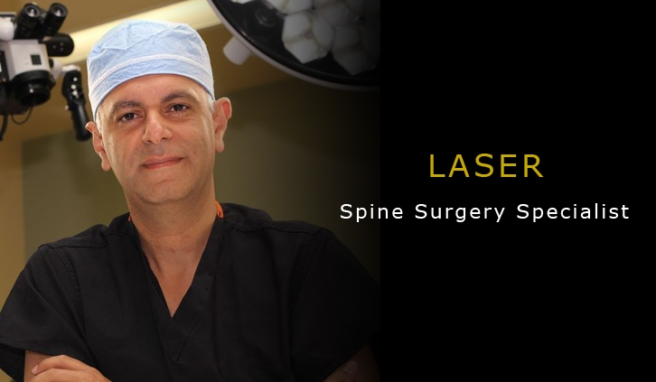 laser spine surgery articles