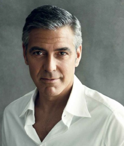 George Clooney Back Problems