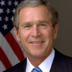 President Bush Spinal Disc Treatment