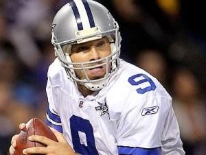 Tony Romo Spinal Treatment